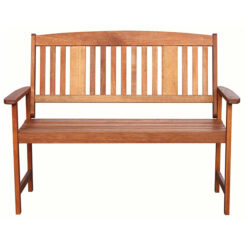Clyde 2 seat bench