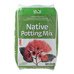 native plant potting mix
