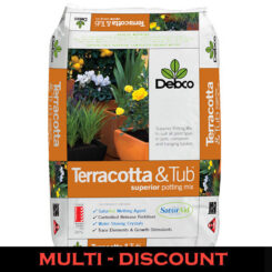 Debco Terracotta and Tub Potting Mix