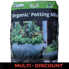 Organic Potting Mix 30 litre