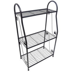 plant stand 3 tier metal