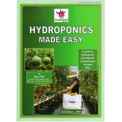 Hydroponics Made Easy By Jim Fah