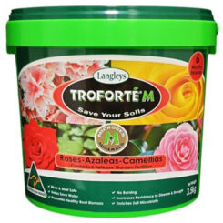 Troforte for roses camellias and azaleas