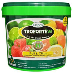 Troforte fruit and citrus