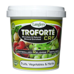 Troforte for fruits, vegetables and herbs