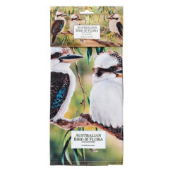 ashdene-australian-bird-flora-kookaburra-wattle-kitchen-towel-folded