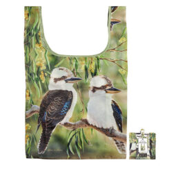 ashdene-australian-bird-flora-kookaburra-wattle-rpet-shopping-bag
