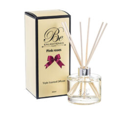 Be Enlightened Pink Roses Diffuser