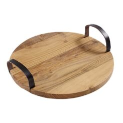 ladelle-essentials-round-serving-board