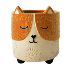 upr-cat-orange-planter-med-12cm-ug139413