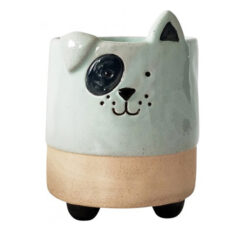 upr-dog-planter-blue-sand-12cm-ug136103
