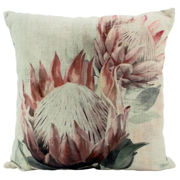 nagcuw108-f-protea-double-50x50-linen-cushion