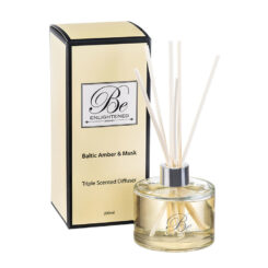 be-enlightened-200ml-diffuser-baltic amber-musk