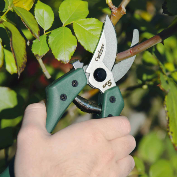 Quick Release Nylon Bypass Pruners