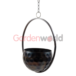 Dimple Hanging Planter