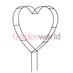 Topiary Frame Heart