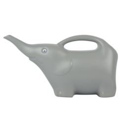 Watering Can Elephant Grey