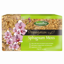 Brunnings Sphagnum Moss Block