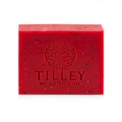 Tilley Strawberry Oatmeal 100g Soap